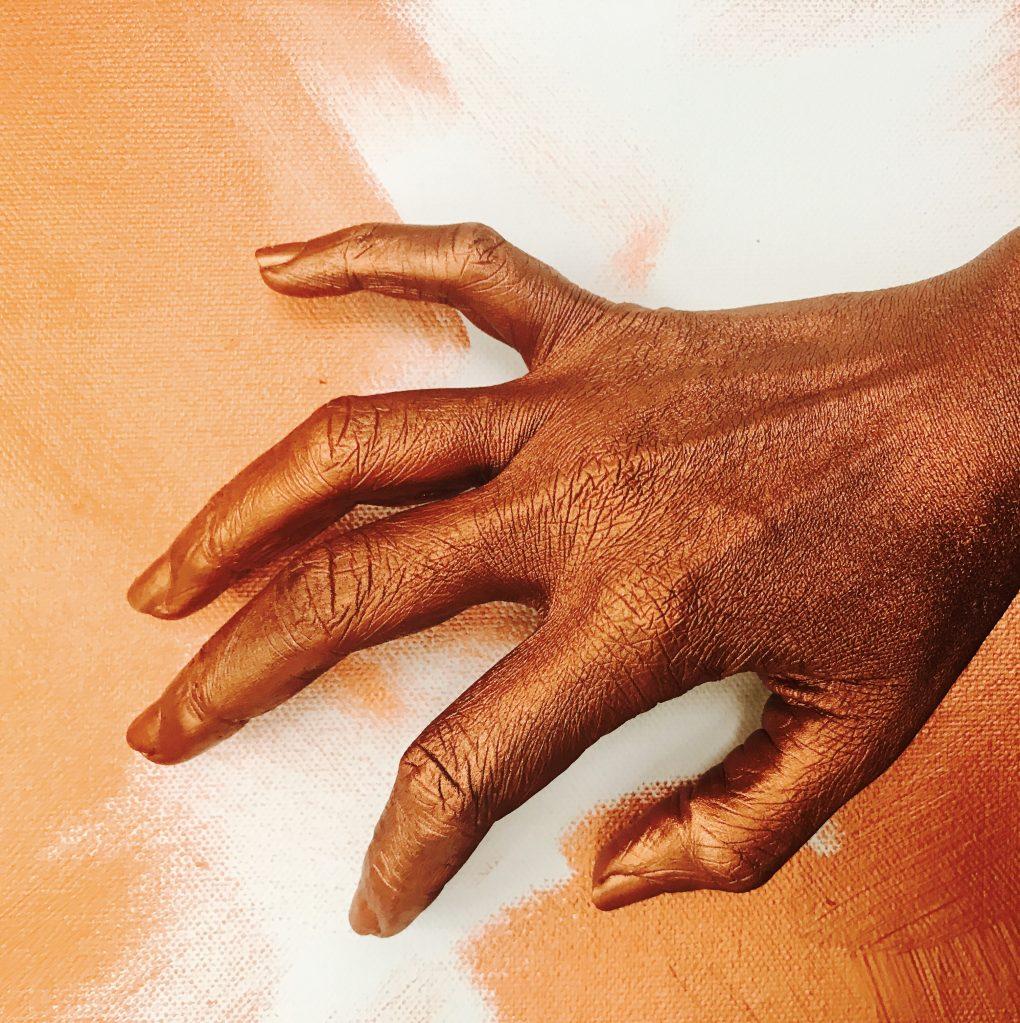 Copper Hand